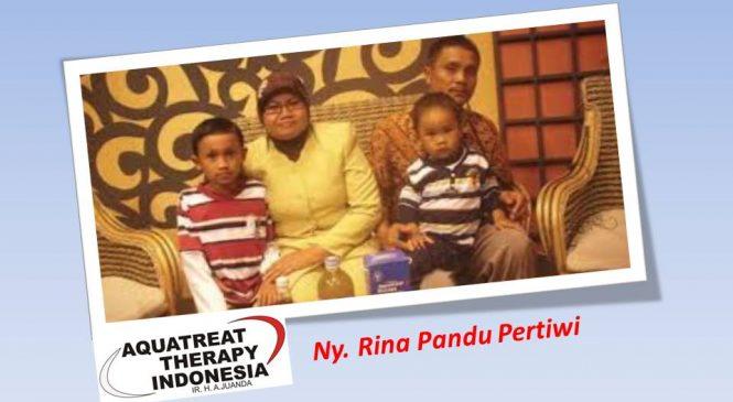 Ny. Rina Pandu Pertiwi – Anak Hidrosepalus