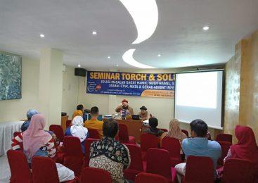 [Foto] Seminar TORCH dan Solusinya di Kediri 26 Oktober 2019