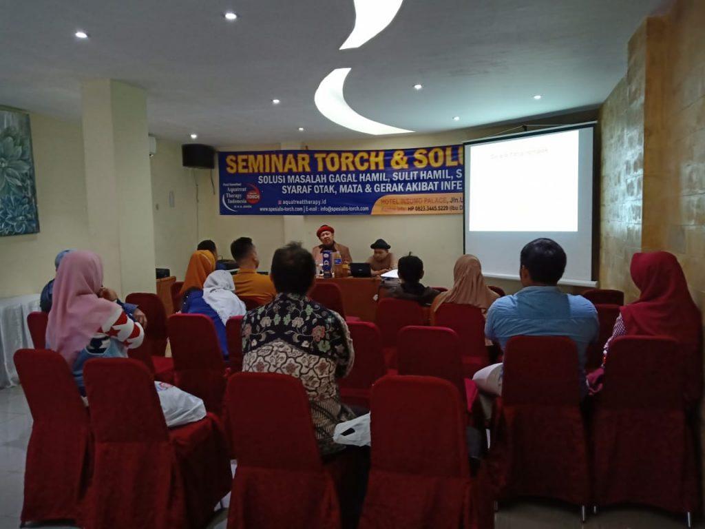 seminar torch kediri 26 oktober 2019