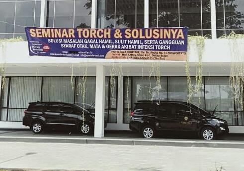 [Foto] Seminar TORCH dan Solusinya di Purwokerto 31 Oktober 2019