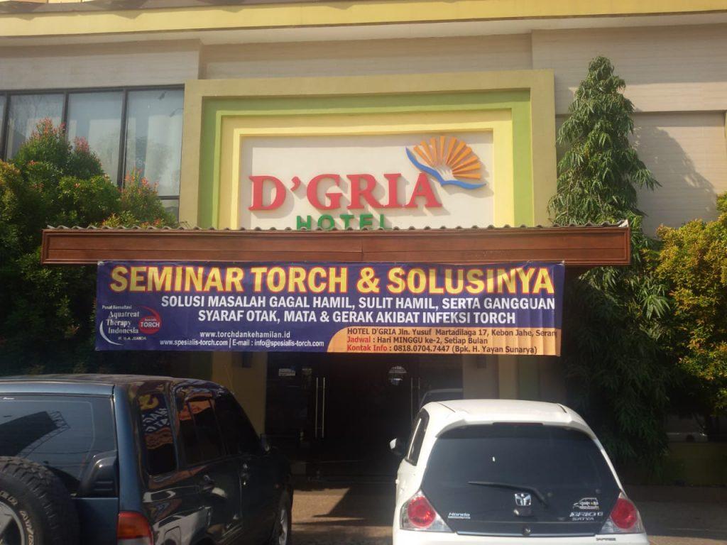 seminar torch dan solusinya di Serang