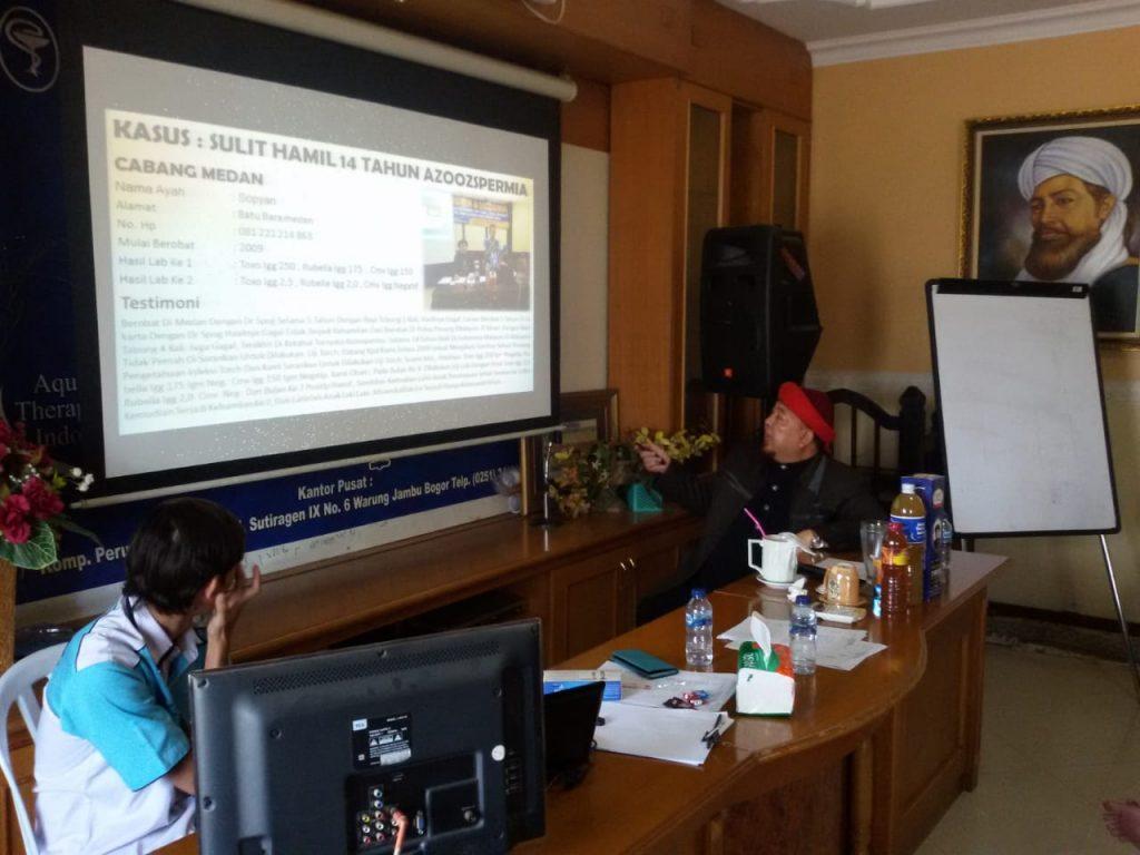 seminar torch dan solusinya di bogor 09 november
