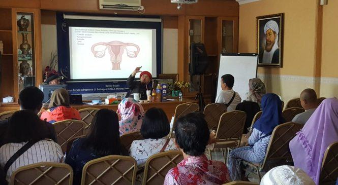 [Foto] Seminar TORCH dan Solusinya di Bogor 09 November 2019