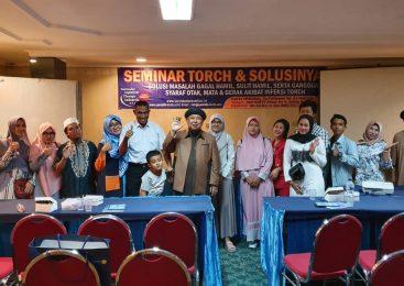 [Foto] Seminar TORCH dan Solusinya di Madiun 28 Oktober 2019
