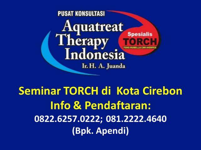 Seminar TORCH di Cirebon