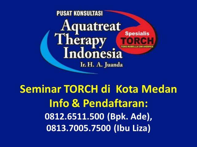 Seminar TORCH di Medan