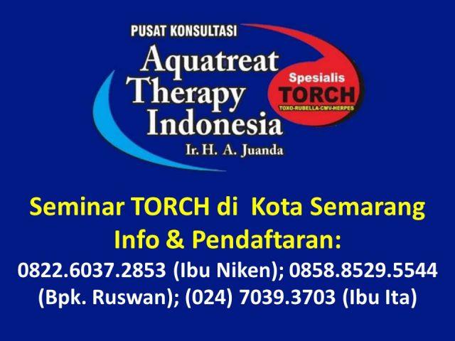 Seminar TORCH di Semarang