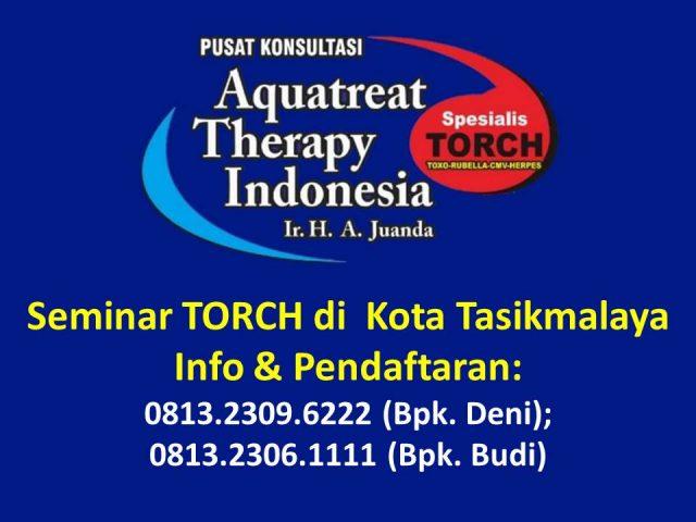 Seminar TORCH di Tasikmalaya