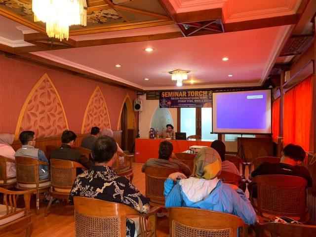 inar torch dan solusinya di Bandung 22 desember 2019