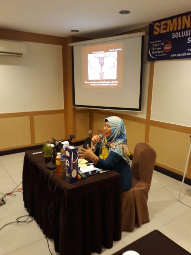 seminar torch dan solusinya di medan 22 desember 2019