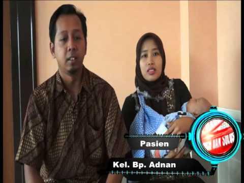 [Video] TESTIMONI Bapak Adnan bahwa TORCH DAPAT DISEMBUHKAN