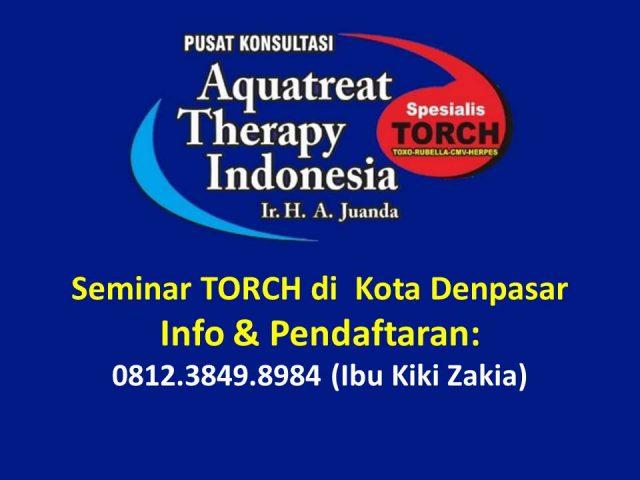 Seminar TORCH di Denpasar