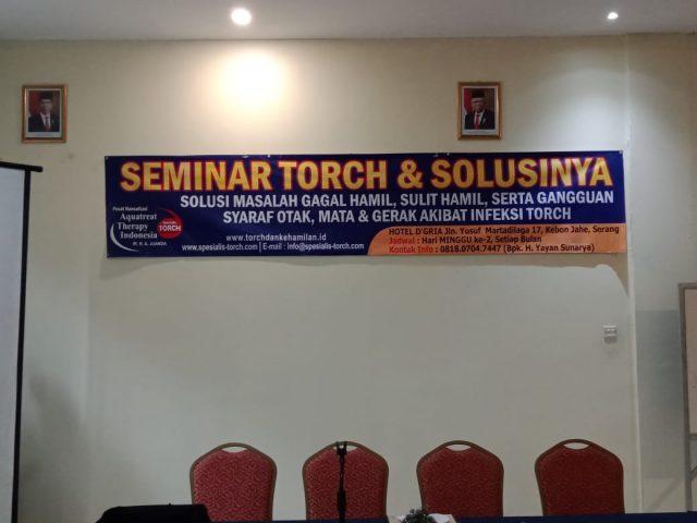 seminar torch dan solusinya 22 desember 2019