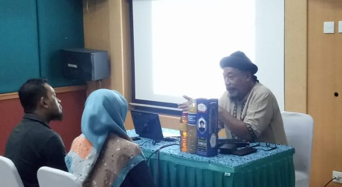 [Foto] Seminar TORCH dan Solusinya di Cirebon 15 Januari 2020