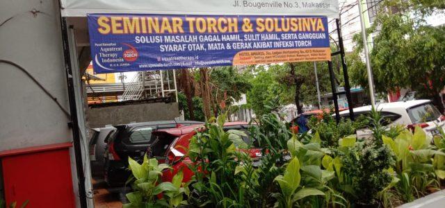 seminar torch dan solusinya di makasar 29 desember 2019