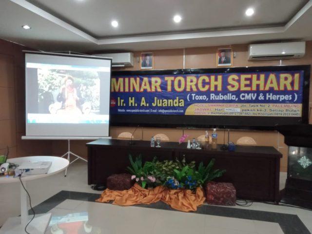 seminar torch dan solusinya di palembang 22 desember 2019