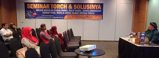 seminar torch dan solusinya di purwokerto 02 januari 2020