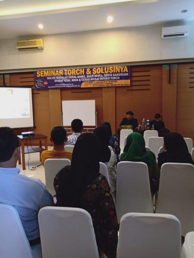 seminar torch dan solusinya di semarang 05 januari 2020
