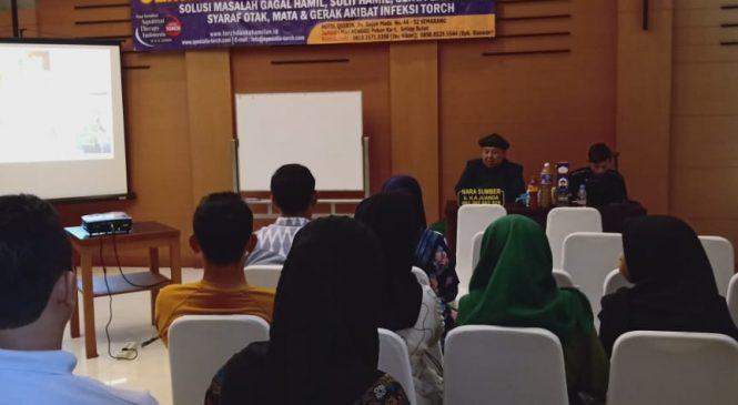 [Foto] Seminar TORCH dan Solusinya di Semarang 05 Januari 2020