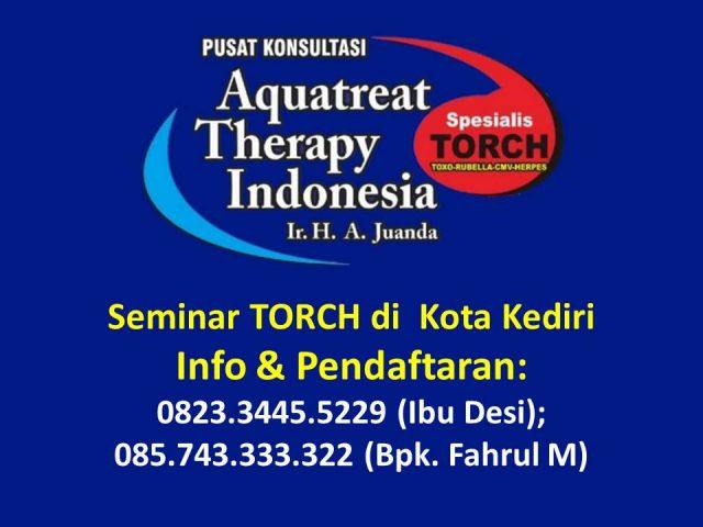 Seminar TORCH di Kediri