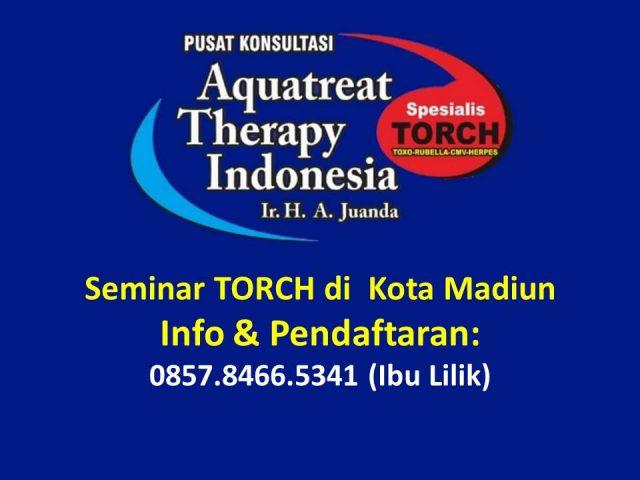 Seminar TORCH di Madiun