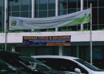 [Foto] Seminar TORCH dan Solusinya di Purwokerto 02 Februari 2020