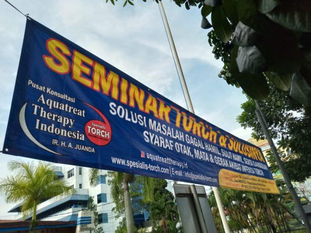 seminar torch dan solusinya di bandung 09 februari 2020