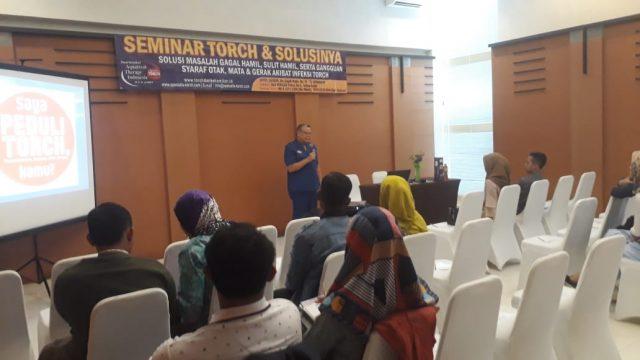seminar torch dan solusinya di semarang02 februari 2020