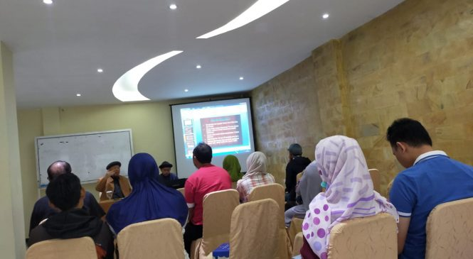 [Foto] Seminar TORCH dan Solusinya di Kediri 01 Maret 2020
