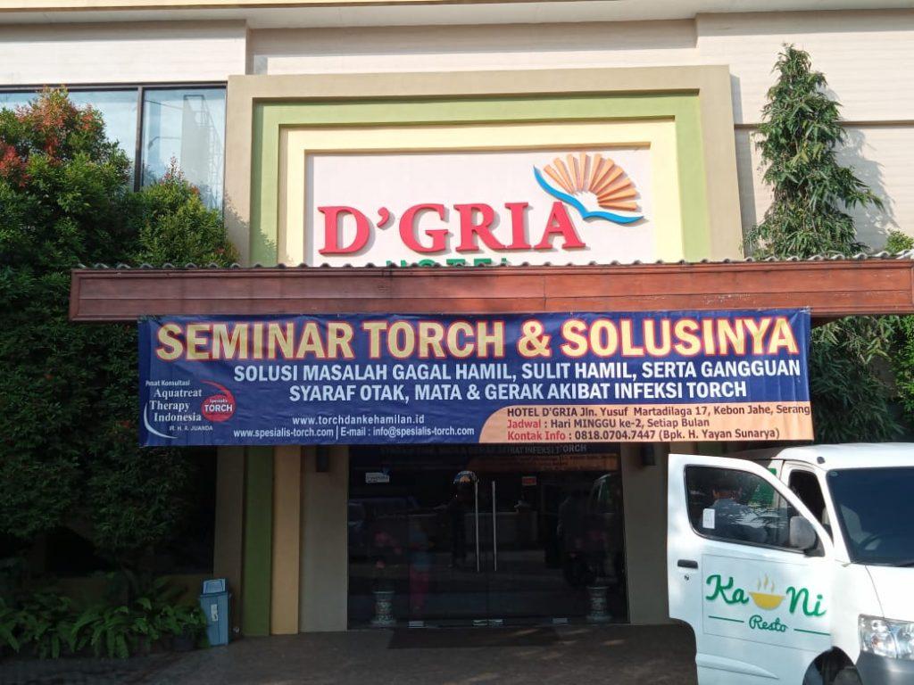 seminar torch dan solusinya di serang 2020