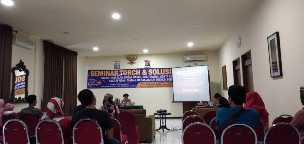 seminar torch dan solusinya di surabaya 29 februari 2020
