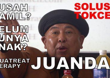 [Video] SUSAH HAMIL? BELUM PUNYA ANAK? INI SOLUSINYA