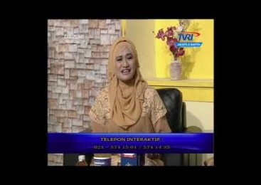 [Video] TVRI DKI JAKARTA TEMA TORCH BISA DISEMBUHKAN HOST MUGGY ZAINAL