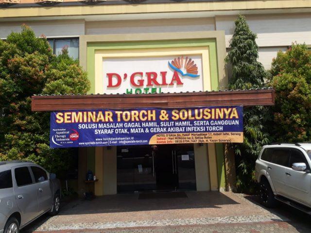 seminar torch dan solusinya di serang 12 juli 2020