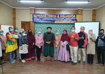 [Foto] Seminar Torch dan Solusinya di Bandung 12 Juli 2020
