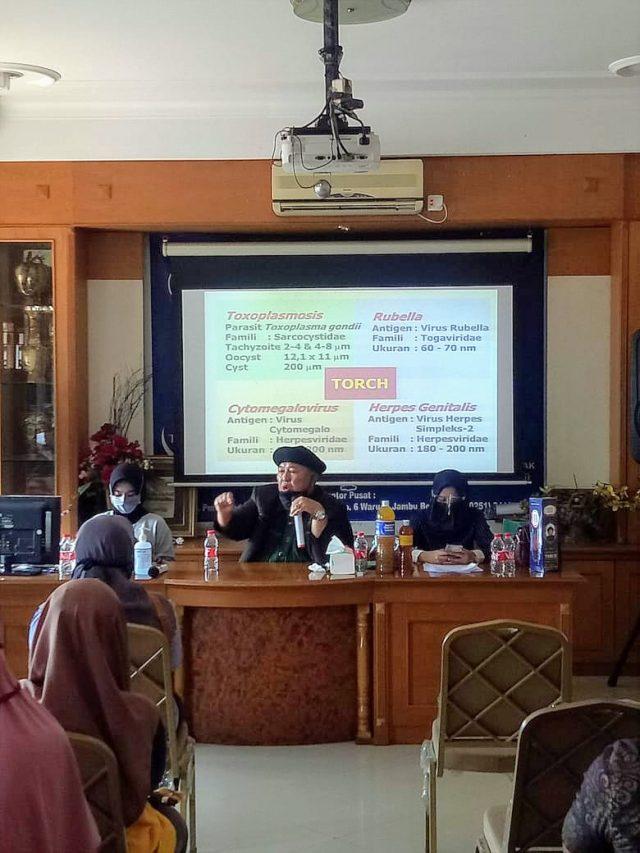seminar torch dan solusinya di bogor 11 juli 2020