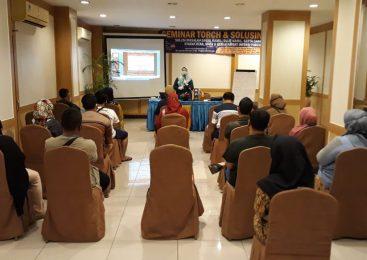 [Foto] Seminar Torch dan Solusinya di Medan 19 Juli 2020
