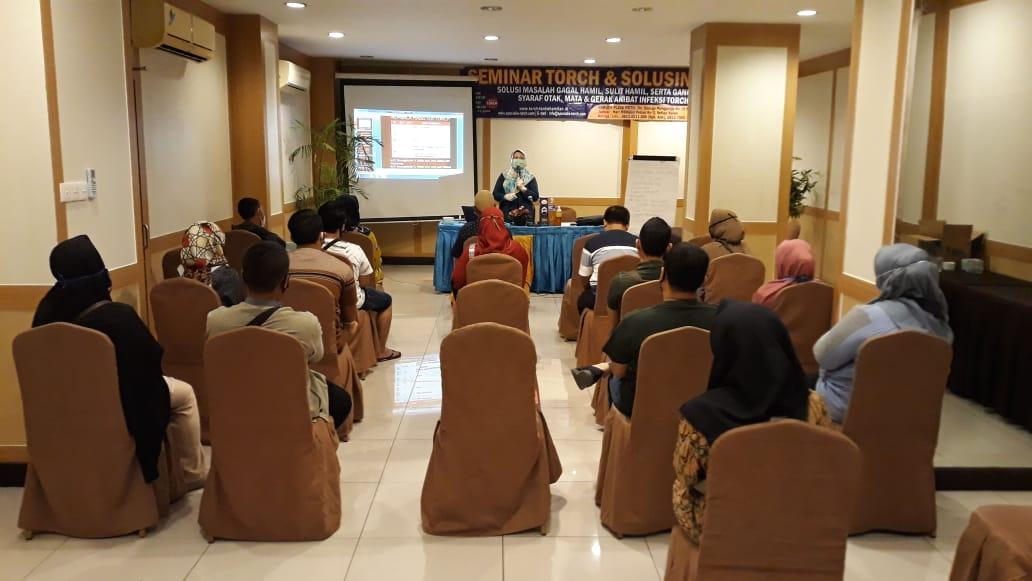 seminar torch dan solusinya di medan 19 juli 2020