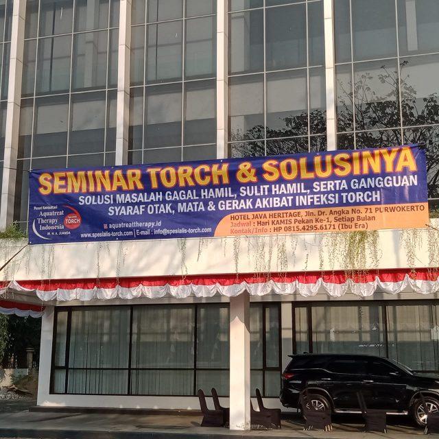 seminar torch dan solusinya di purwokerto 09 agustus 2020