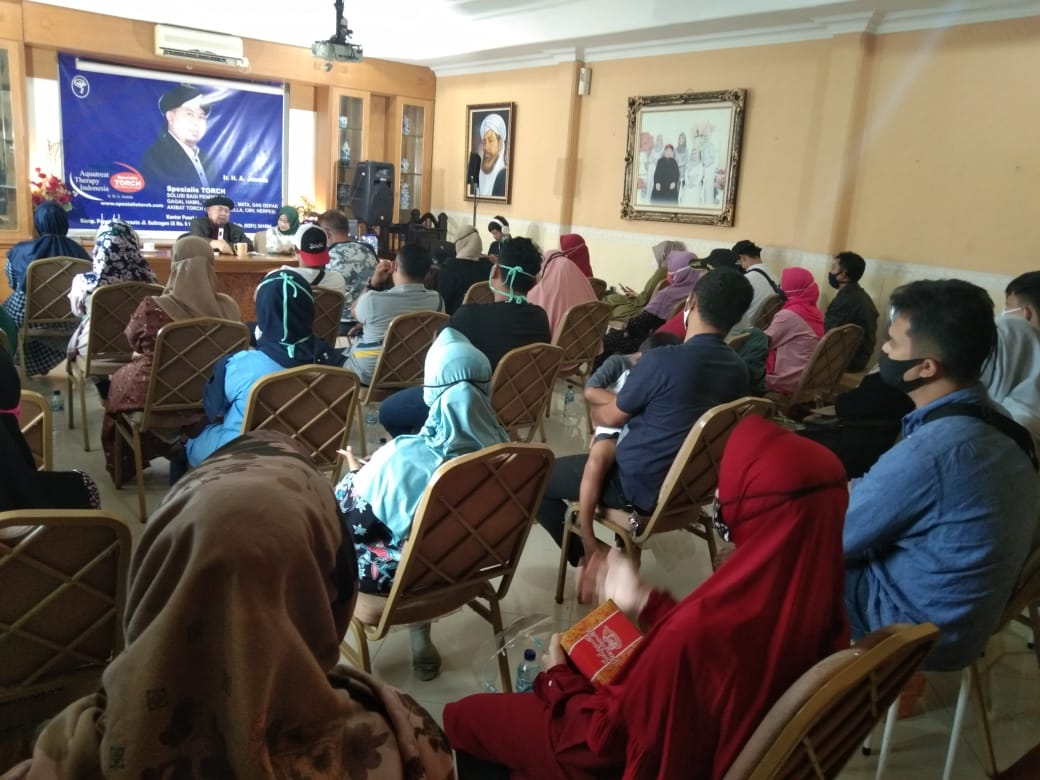 Seminar Torch dan Solusinya di Semarang 04 Oktober 2020
