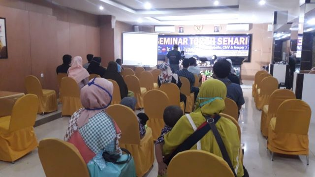 seminar torch dan solusinya di palembang 20 september 2020