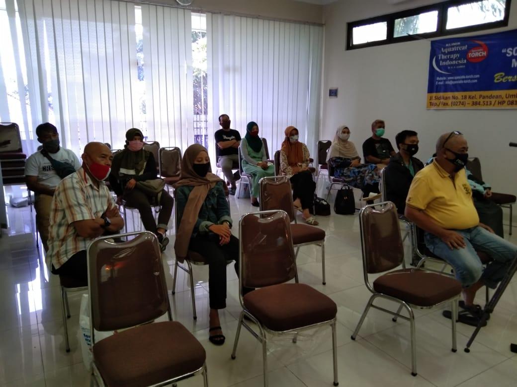 Seminar Torch dan Solusinya di Jogjakarta 05 Desember 2020