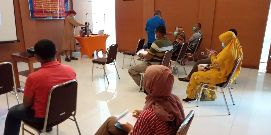 Seminar Torch dan Solusinya di Semarang 06 Desember 2020