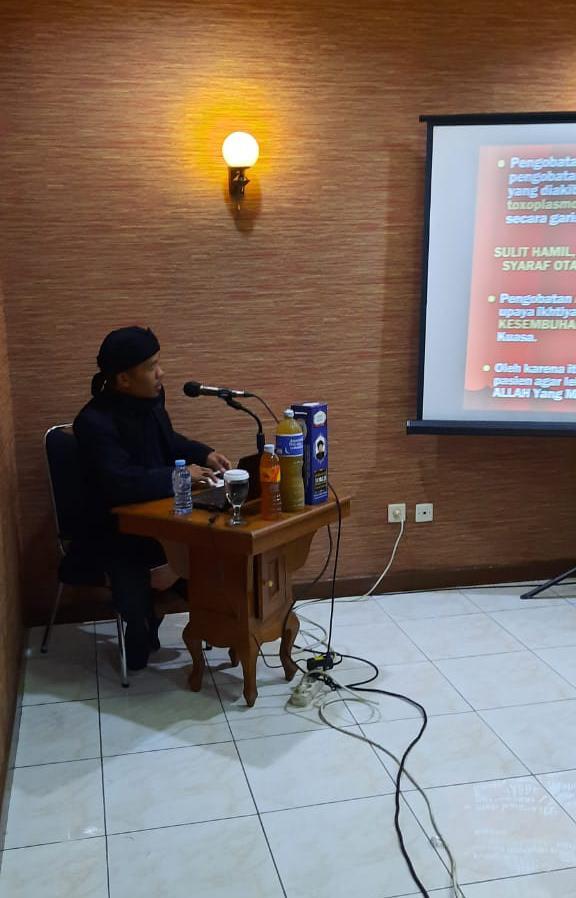 Seminar Torch dan Solusinya di Bandung 13 Desember 2020
