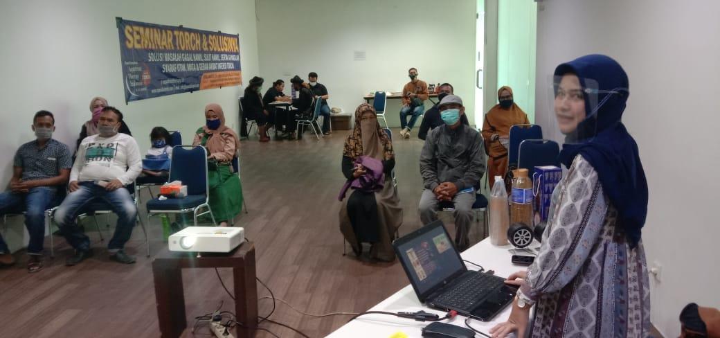 Seminar Torch dan Solusinya di Makassar 26 Desember 2020