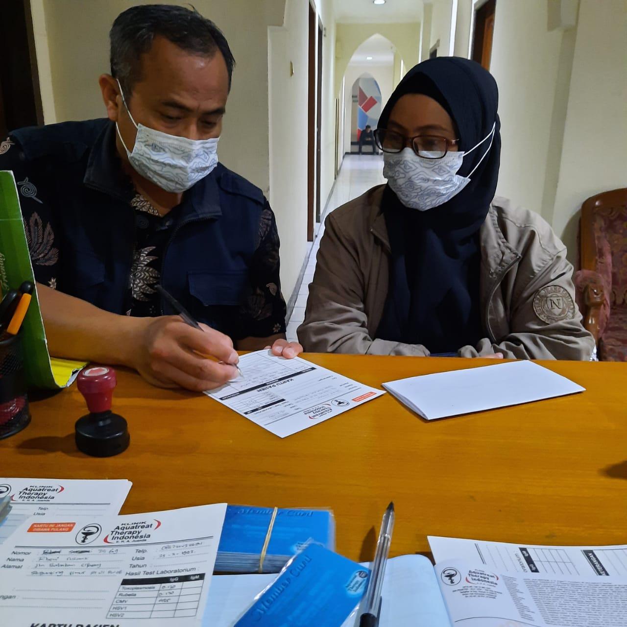 Seminar Torch dan Solusinya di Bandung 10 Januari 2021