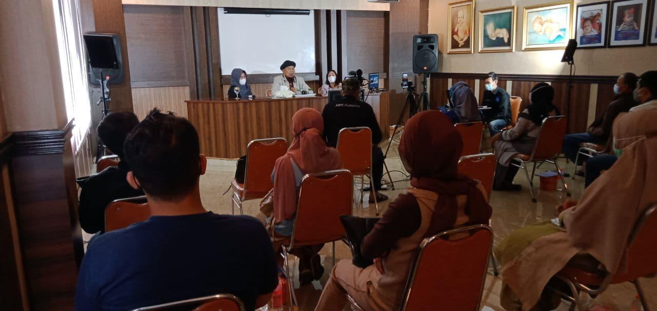 Seminar Torch dan Solusinya di Bogor 12 April 2021