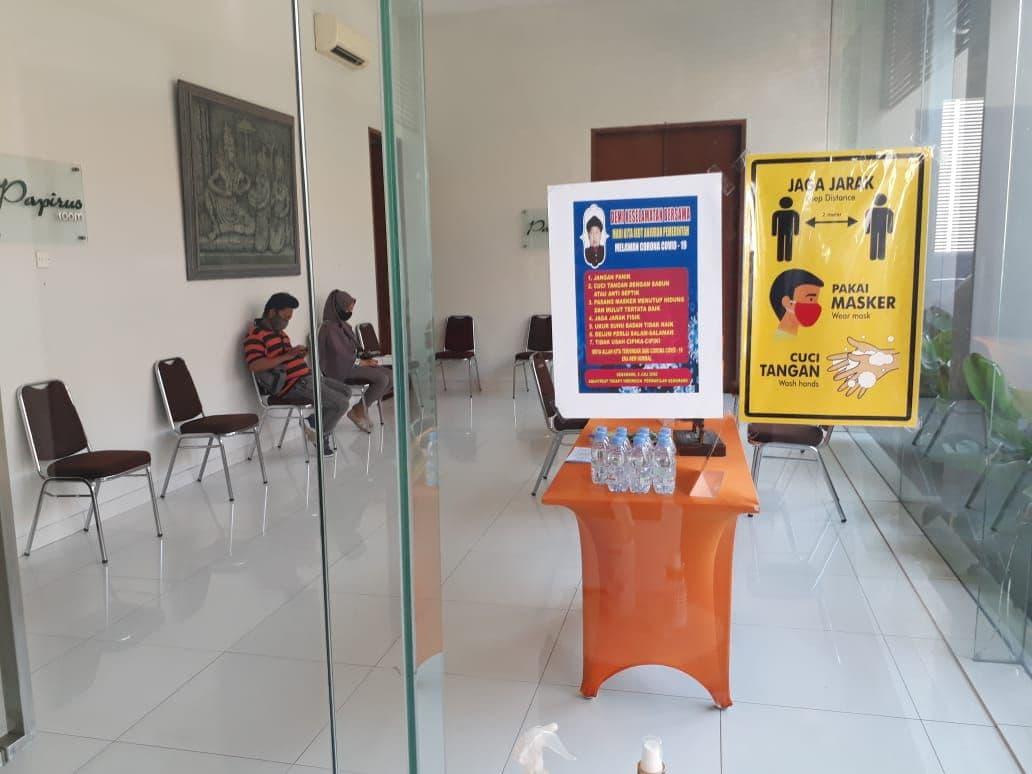 Seminar Torch dan Solusinya di Semarang 04 April 2021