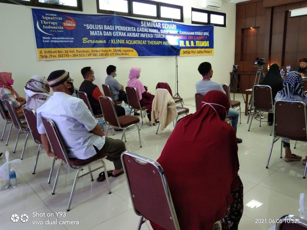 seminar torch dan solusinya di yogyakarta 05 juni 2021