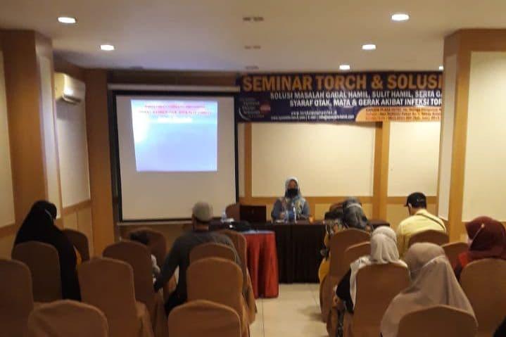 seminar torch dan solusinya di medan 20 juni 2021